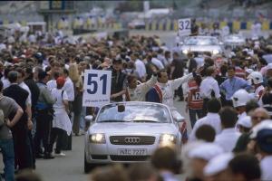 Karl Wendlinger, Dominique Dupuy, Olivier Beretta - Chrysler Viper GTS-R, 24h Le Mans 1999