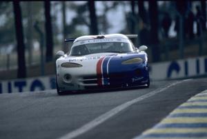 Justin Bell (GB) / Luca Drudi (I) / David Donohue (USA), Chrysler Viper GTS-R, Vorqualifikation 24h Le Mans 1998