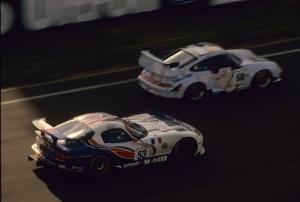 Justin Bell (GB) / Luca Drudi (I) / David Donohue (USA), Chrysler Viper GTS-R, 24h Le Mans 1998