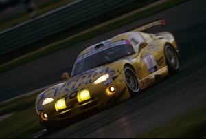 Gosselin / Belmondo, Chrysler Viper GTS-R, FIA GT Championship, Lausitzring 2000