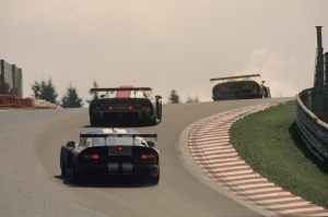 Start FIA GT Spa 1997